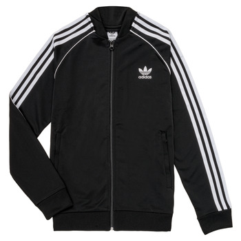 vaatteet Lapset Ulkoilutakki adidas Originals LYAM Black