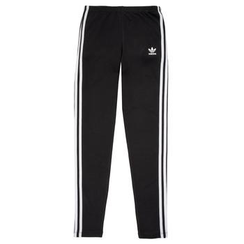 vaatteet Tytöt Legginsit adidas Originals BRIDGER Musta
