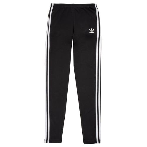 vaatteet Tytöt Legginsit adidas Originals BRIDGER Black