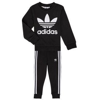 vaatteet Lapset Kokonaisuus adidas Originals LOKI Black