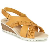 kengät Naiset Sandaalit ja avokkaat Damart MAYLO Yellow