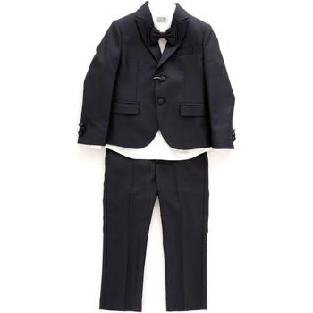 vaatteet Lapset Kokonaisuus Luciano Soprani COML282 Blu