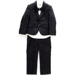 vaatteet Lapset Kokonaisuus Luciano Soprani COML281 Blu