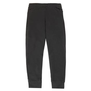 vaatteet Tytöt Verryttelyhousut adidas Performance MELIZO Black