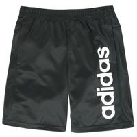 vaatteet Pojat Shortsit / Bermuda-shortsit adidas Performance NIKLOS Black