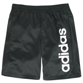 vaatteet Pojat Shortsit / Bermuda-shortsit adidas Performance NIKLOS Musta