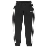 vaatteet Pojat Verryttelyhousut adidas Performance NOTRIZ Musta