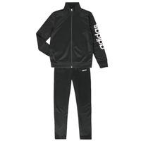 vaatteet Pojat Verryttelypuvut adidas Performance GOMEZ Black