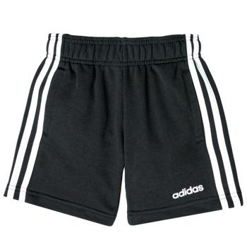 vaatteet Pojat Shortsit / Bermuda-shortsit adidas Performance NATALIE Black