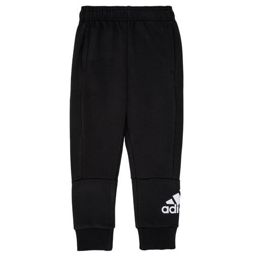 vaatteet Pojat Verryttelyhousut adidas Performance MARTA Black
