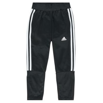 vaatteet Pojat Verryttelyhousut adidas Performance DANIELA Black