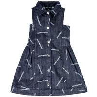 vaatteet Tytöt Lyhyt mekko Emporio Armani Andy Blue