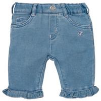 vaatteet Tytöt 5-taskuiset housut Emporio Armani Arthur Blue
