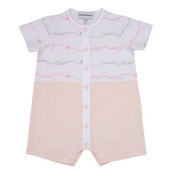 vaatteet Tytöt Jumpsuits / Haalarit Emporio Armani Adem Pink