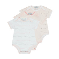 vaatteet Tytöt pyjamat / yöpaidat Emporio Armani Alexander Pink