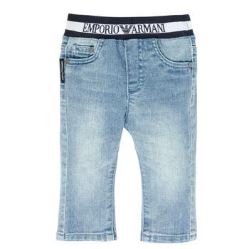 vaatteet Pojat Suorat farkut Emporio Armani Ange Blue