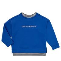 vaatteet Pojat Svetari Emporio Armani Aurèle Blue