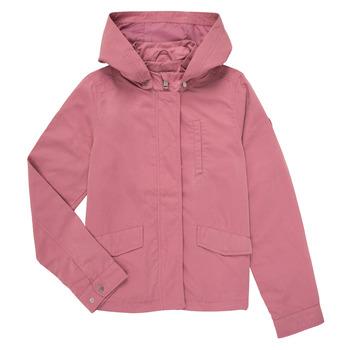 vaatteet Tytöt Pusakka Only KONNEWSKYLAR Pink