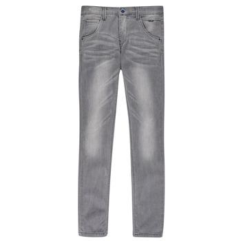 vaatteet Pojat Slim-farkut Name it NITCLAS Grey
