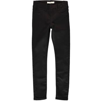 vaatteet Tytöt 5-taskuiset housut Name it NITTINNA Musta