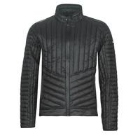 vaatteet Miehet Pusakka Schott HAMILTON19 Black