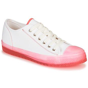 kengät Naiset Matalavartiset tennarit André HAIZEA Pink