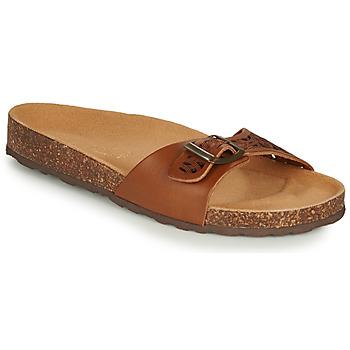 kengät Naiset Sandaalit ja avokkaat André BRIONI Camel