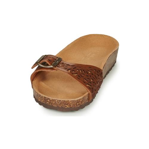 André Brioni Camel - Ilmainen Toimitus- Kengät Sandaalit Naiset 101