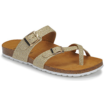 kengät Naiset Sandaalit ja avokkaat André REJANE Kulta