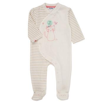 vaatteet Tytöt pyjamat / yöpaidat Noukie's LEO Pink