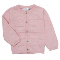 vaatteet Tytöt Neuleet / Villatakit Noukie's NOAM Pink