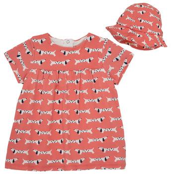 vaatteet Tytöt Lyhyt mekko Noukie's KENZO Pink