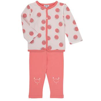 vaatteet Tytöt Kokonaisuus Noukie's OSCAR Pink