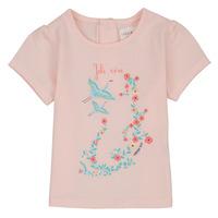 vaatteet Tytöt Lyhythihainen t-paita Carrément Beau NOLAN Pink