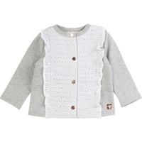 vaatteet Tytöt Neuleet / Villatakit Carrément Beau ISA Grey