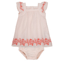 vaatteet Tytöt Lyhyt mekko Carrément Beau SAMY Pink