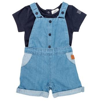 vaatteet Pojat Kokonaisuus Carrément Beau OTIS Blue