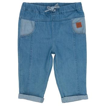 vaatteet Pojat Slim-farkut Carrément Beau MILOUD Blue