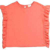 vaatteet Tytöt Lyhythihainen t-paita Carrément Beau LEANA Pink