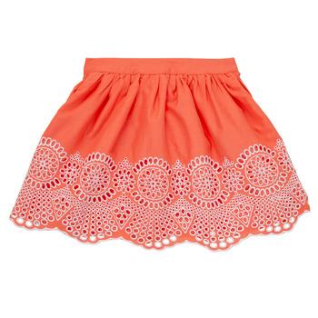 vaatteet Tytöt Hame Carrément Beau REDA Pink