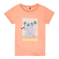 vaatteet Tytöt Lyhythihainen t-paita 3 Pommes LEA Orange