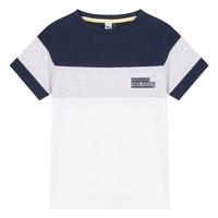 vaatteet Pojat Lyhythihainen t-paita 3 Pommes NORA Valkoinen