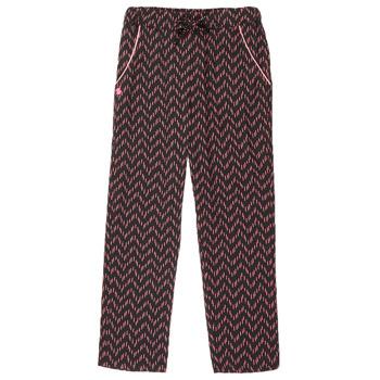 vaatteet Tytöt 5-taskuiset housut 3 Pommes ALICE Black