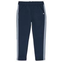 vaatteet Tytöt 5-taskuiset housut 3 Pommes SYLVANA Sininen