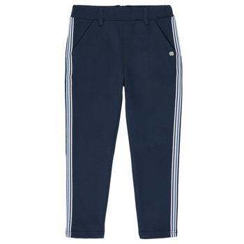 vaatteet Tytöt 5-taskuiset housut 3 Pommes SYLVANA Blue
