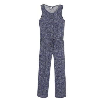 vaatteet Tytöt Jumpsuits / Haalarit 3 Pommes MELANIE Blue
