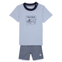 vaatteet Pojat Kokonaisuus Timberland AXEL Blue