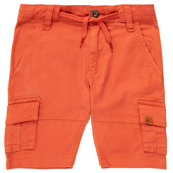 vaatteet Pojat Shortsit / Bermuda-shortsit Timberland TIMEO Punainen