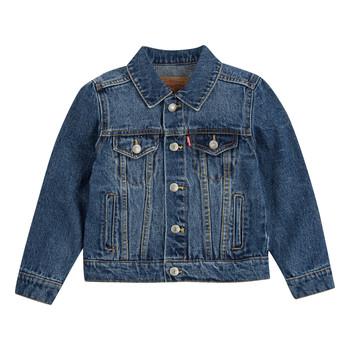vaatteet Pojat Farkkutakki Levi's TRUCKER JACKET Bristol