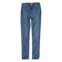 vaatteet Tytöt Skinny-farkut Levi's 721 HIGH RISE SUPER SKINNY Annex